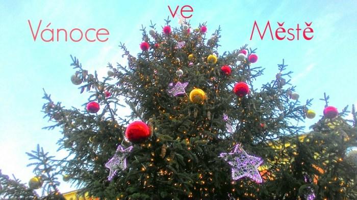 Vánoční strom Praha 1
