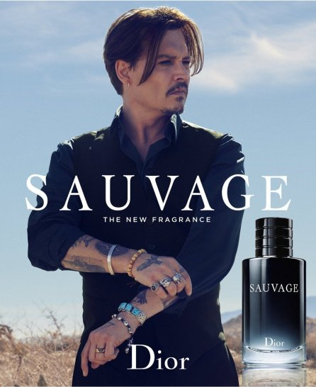 Image result for sauvage by dior