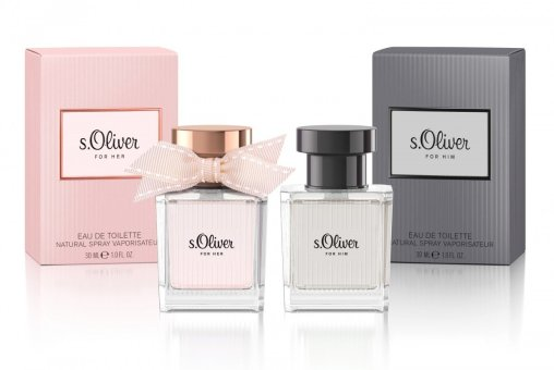 Afbeeldingsresultaat voor s.oliver for her for him parfum