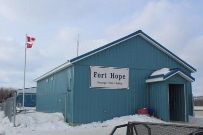 Fort Hope Passenger Terminal Building