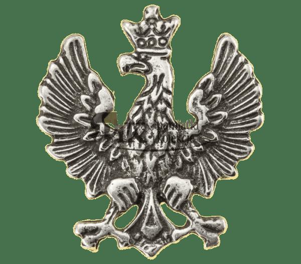 Przypinka z orłem II RP