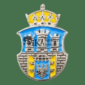 Przypinka z herbem Krakowa