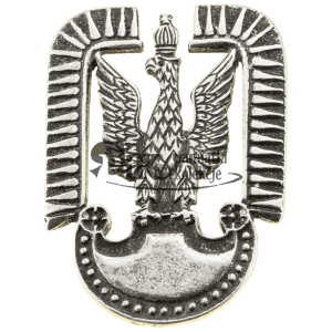 Przypinka z orłem lotniczym z okresu II RP