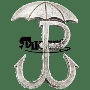 Przypinka Batalionu Parasol