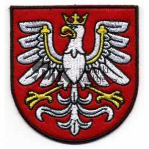 Naszywka Herb Województwa Małopolskiego