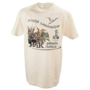 Koszulka hymn polski - mazurek Dąbrowskiego