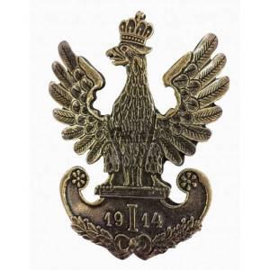 Orzeł 2 Pułku Ułanów Legionów Polskich
