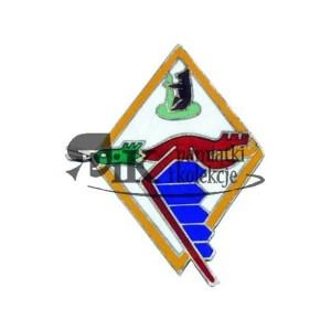 """Odznaka 306 Dywizjonu Myśliwskiego """"Toruńskiego"""""""