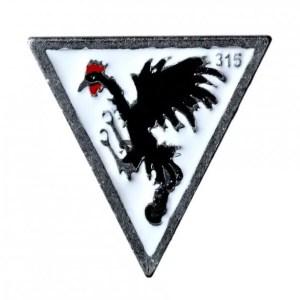"""Odznaka 315 Dywizjonu Myśliwskiego """"Dęblińskiego"""""""