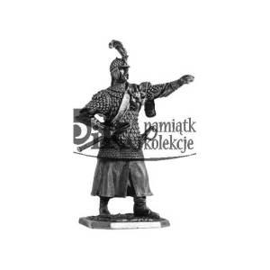 Oficer husarii w karacenieXVII wiek