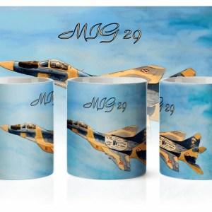 Kubek myśliwski MiG-29