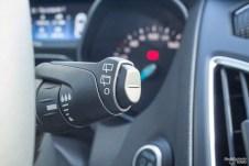 Ford Focus säätimet
