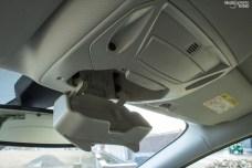 Ford Focus aurinkolasikotelo