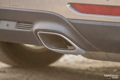 Ford S-MAX exhaust