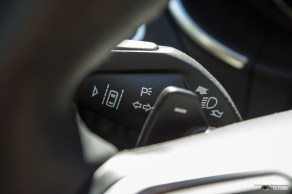 Ford S-MAX instruments