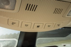 Ford S-MAX interior detail