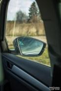 Skoda Superb side mirror