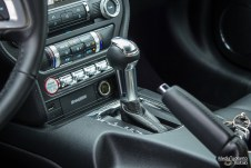 Mustang console