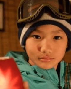 野村周平がスノーボード選手だった昔のかわいい子供時代の画像