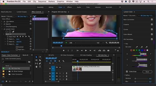 Adobe Premiere Pro Cc Features