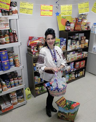 Wallenpaupack Kids Food Pantry