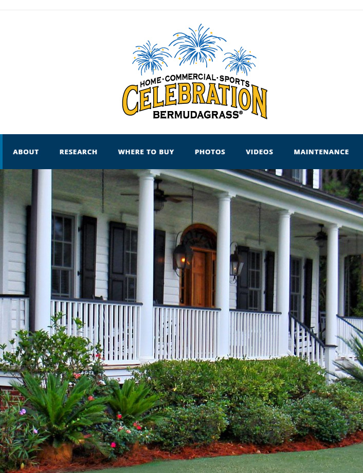 Celebration™ Website