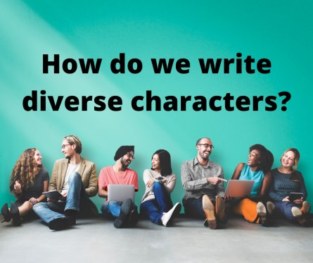 How do we write diverse characters?