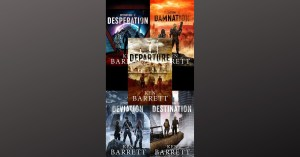 Extinction series book covers