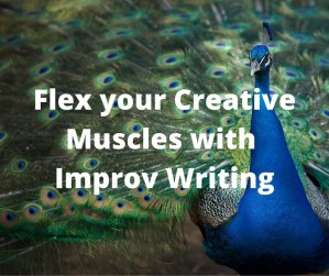 Flex your creative muscles with Improv Writing