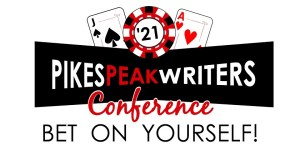 Pikes Peak Writers Conference logo - 2021