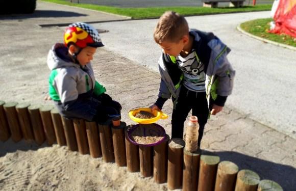 Otrok se upira – kako z majhnim trikom to spremeniti?