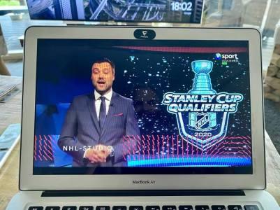 NHL-playoffit alkoivat samalla.