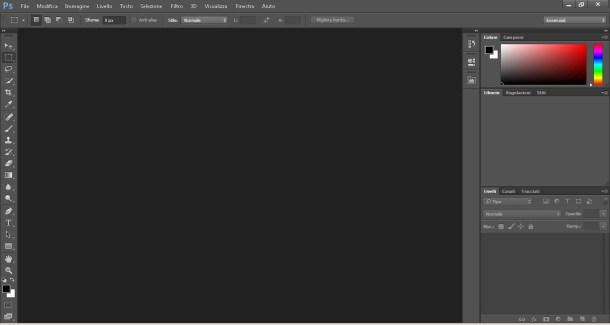 Adobe Photoshop CC 2017.0.1 20161130.r.29 Preattivato - Ita