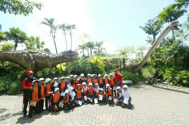 foto hawai waterpark malang