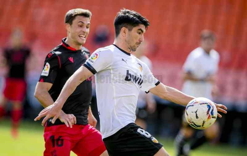 Valencia - Real Sociedad: resumen y goles en vídeo (Jornada 30)