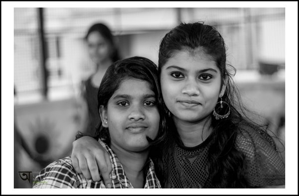 Portrait for Help-Portrait Kolkata 2013 - 6