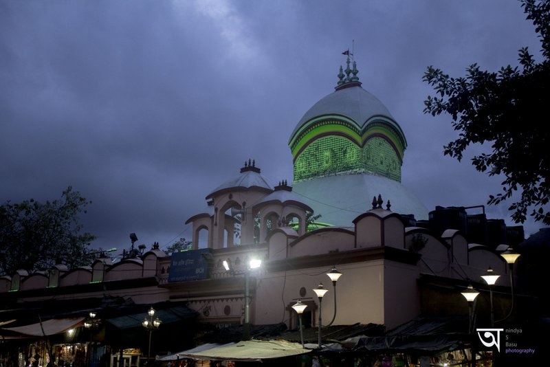Kalighat temple kolkata - Scott Kelbey Photowalk 2014  1