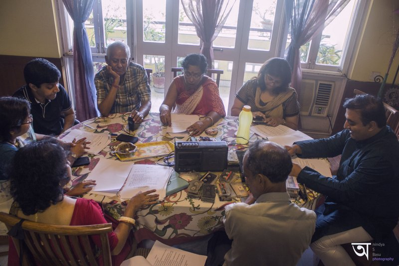 Durga Puja 2014 Rehearsal 1