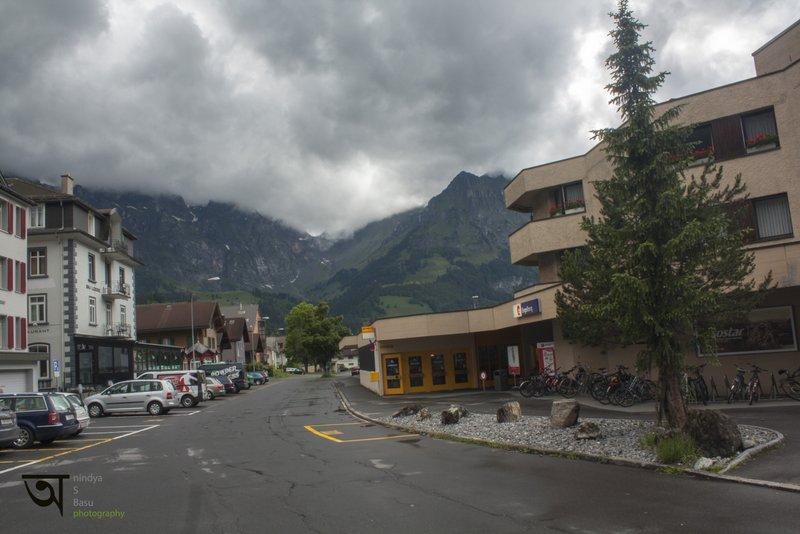 Engelberg Switzerland Town