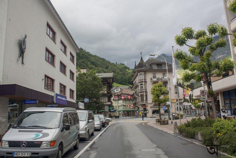 Engelberg Switzerland Town 16