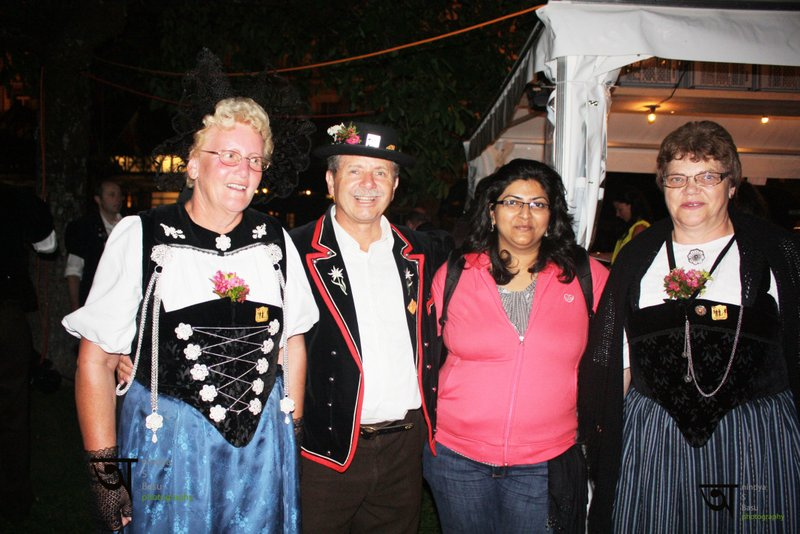 Yodeling festival Interlaken Switzerland 4