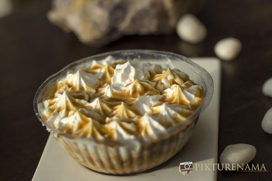 Chocolate Panacotta at Creme caramel Kolkata reviewed by pikturenama