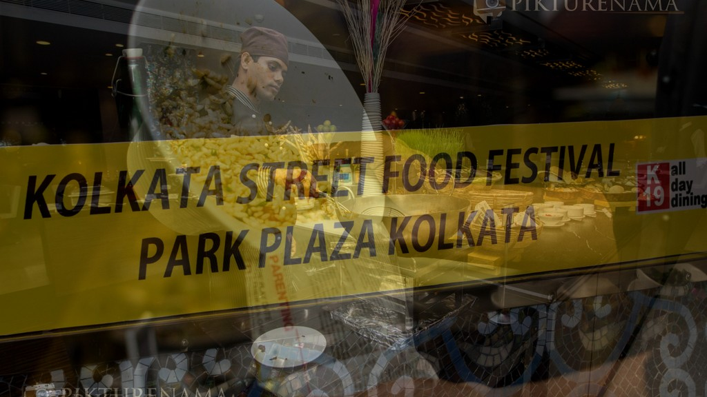 Park Plaza Kolkata presents – Kolkata Street Food festival