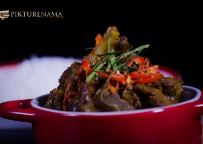 Rendang Curry with Mutton