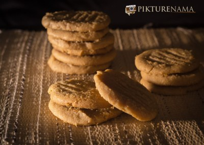 Ready Peanut butter cookies by Pikturenama