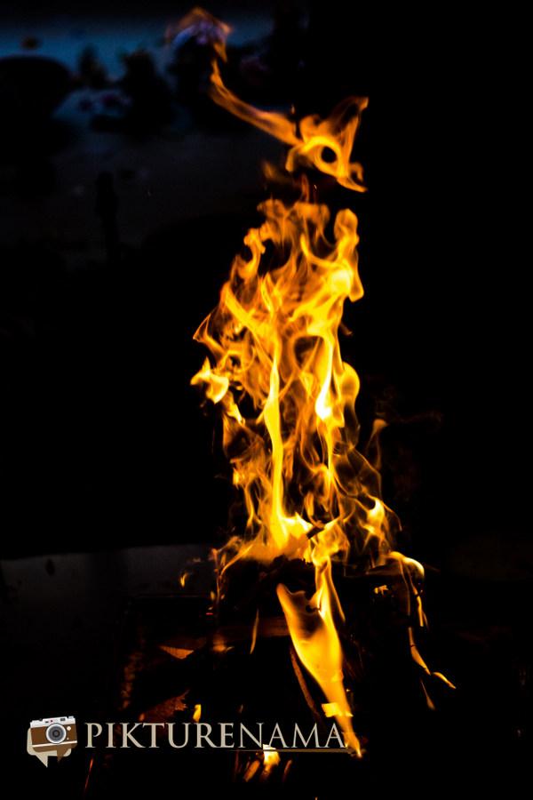 Fire by pikturenama 7