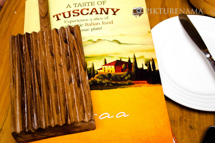 A taste of Tuscany at Afraa Restaurant