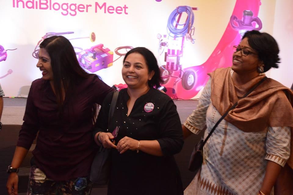 Berger Paints present Indiblogger Kolkata meet 12