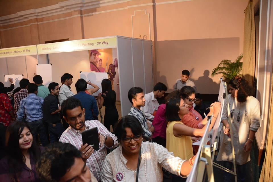 Berger Paints present Indiblogger Kolkata meet 6