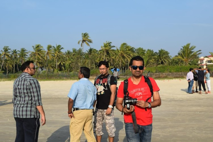 Tata Zica meet by Tata Motors and Indiblogger 3 great men